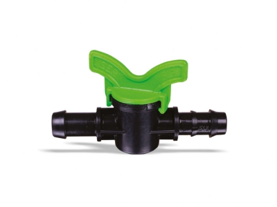 Mini Valve Barbed - Grommet